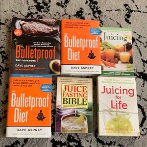 Healthy Living Books (6)